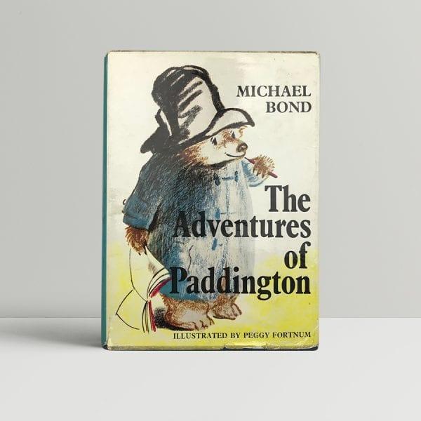 michael bond the adventures of paddington first edition1 2