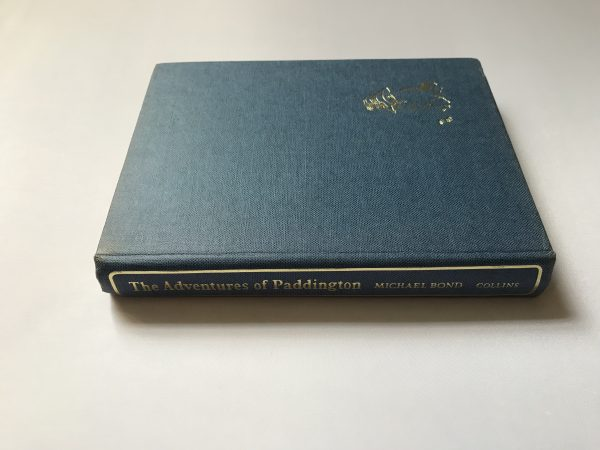 michael bond the adventures of paddington first edition3