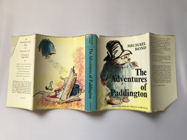 michael bond the adventures of paddington first edition4