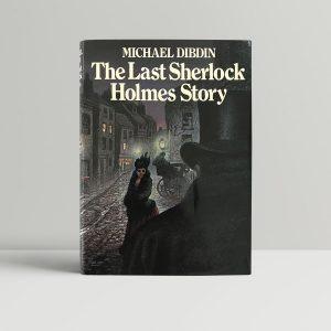 michael dibdin the last sherlock holmes story first edition1