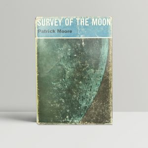patrick moore survey of the moon first edition1 1