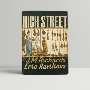 richards ravilious high street first edition1