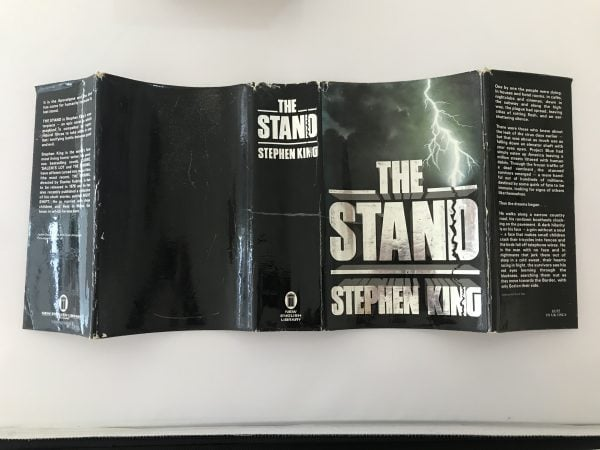 stephen king the stand first edition4