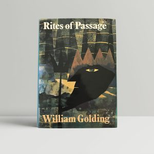 william golding rights of passage first edition1