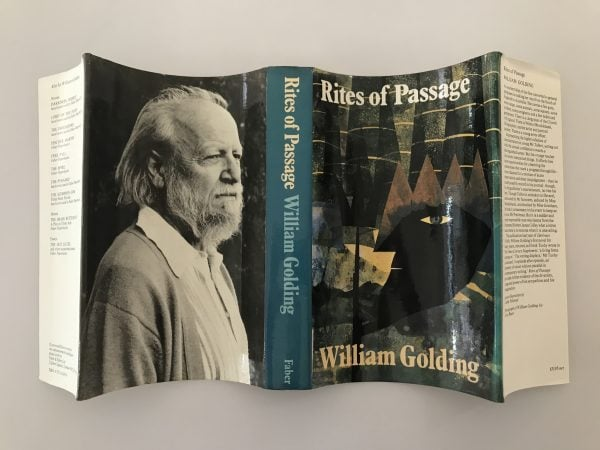 william golding rights of passage first edition4