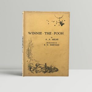 aa milne winnie the pooh first edition1