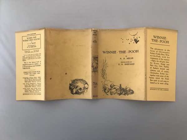 aa milne winnie the pooh first edition4