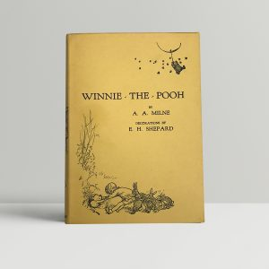 aa milne winnie the pooh great copy first ed1
