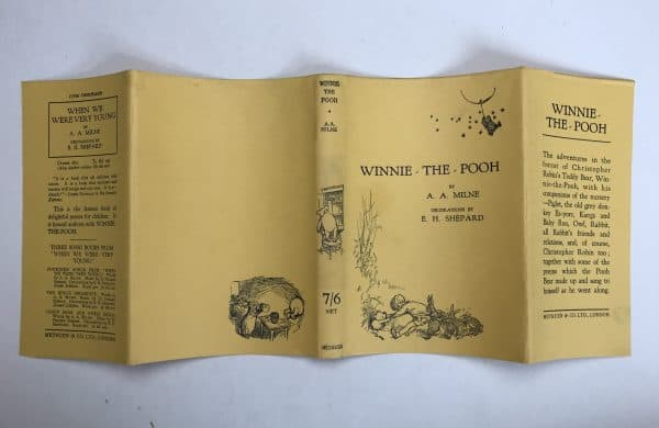 aa milne winnie the pooh great copy first ed4