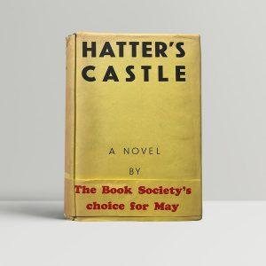 aj cronin hatters castle first edition1