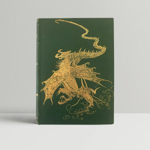andrew lang the green fairy book first edition1