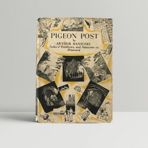arthur ransome pigeon post first edition1