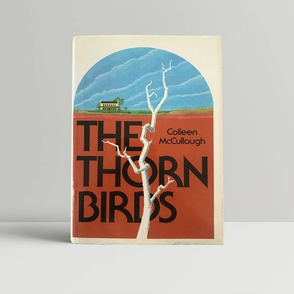 colleen mccullough the thorn birds first edition1