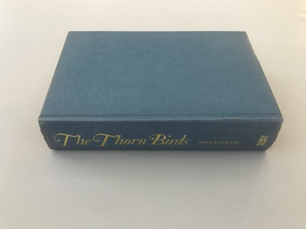 colleen mccullough the thorn birds first edition3