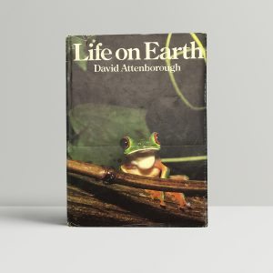 david attenborough life on earth first edition1