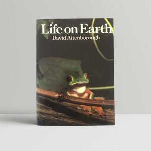 david attenborough life on earth signed first edition1