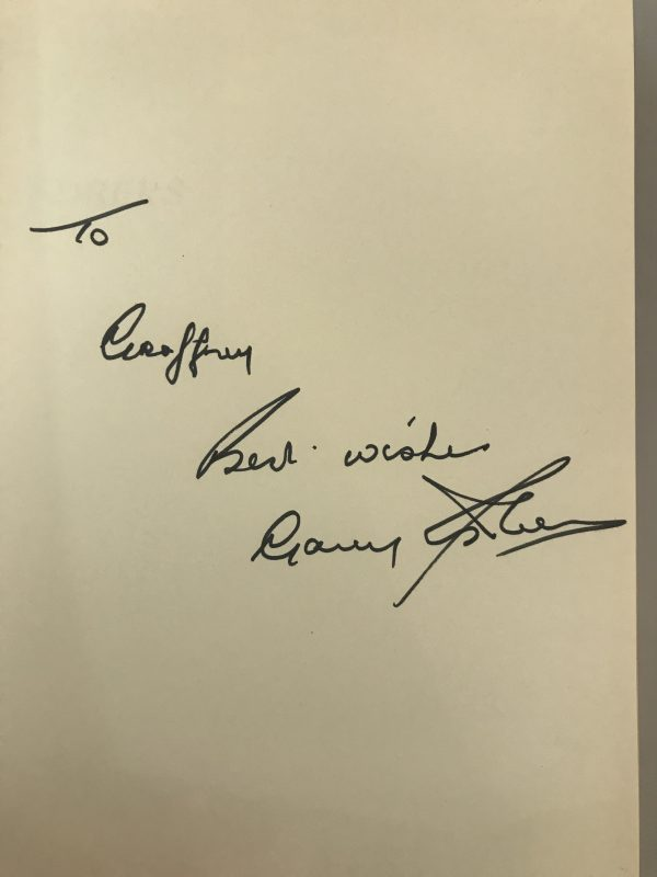 garfield sobers sobers signed first edition2