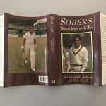 garfield sobers sobers signed first edition5