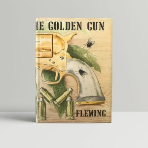 ian fleming tmwtgg first edition1