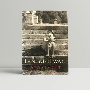 ian mcewan atonement signed first edition1