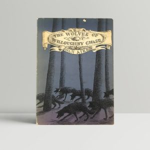 joan aiken the wolves of willoughby chase firest edition1