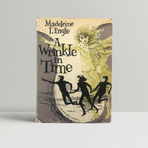 madeleine lengle a wrinkle in time first edition1