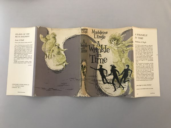 madeleine lengle a wrinkle in time first edition4