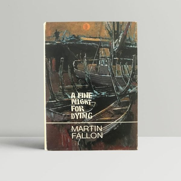 martin fallon a fine night for dying first edition1