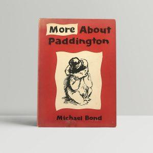 michael bond more about paddington first edition1