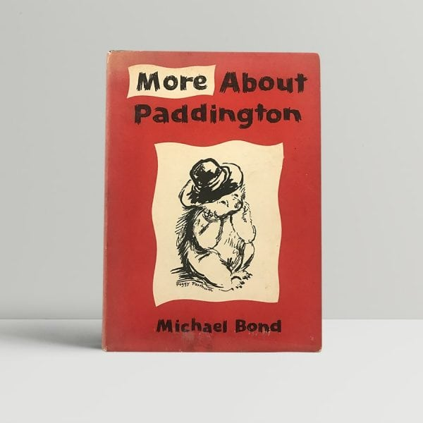 michael bond more about paddington first edition1