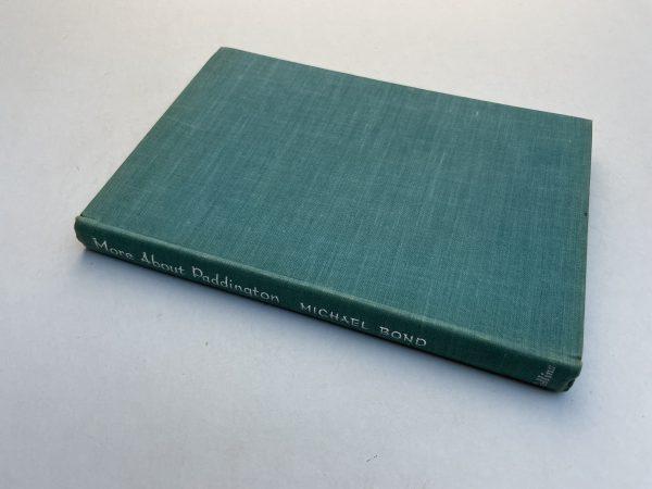 michael bond more about paddington first edition3