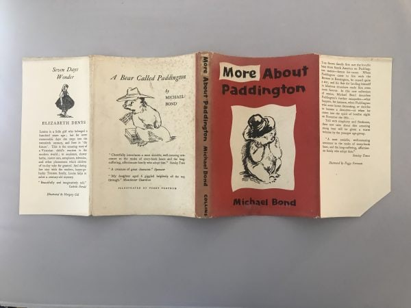 michael bond more about paddington first edition4