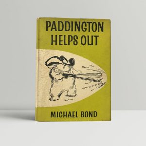 michael bond paddington helps out first edition1