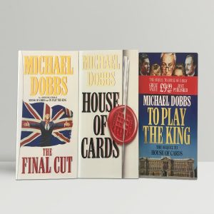 michael dobbs house of cards trilogy books1
