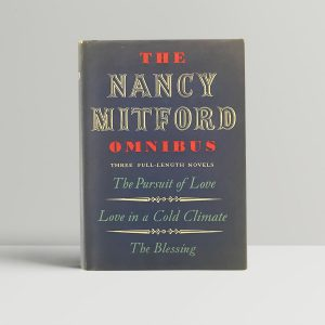 nancy mitford the nancy mitford omnibus first edition1