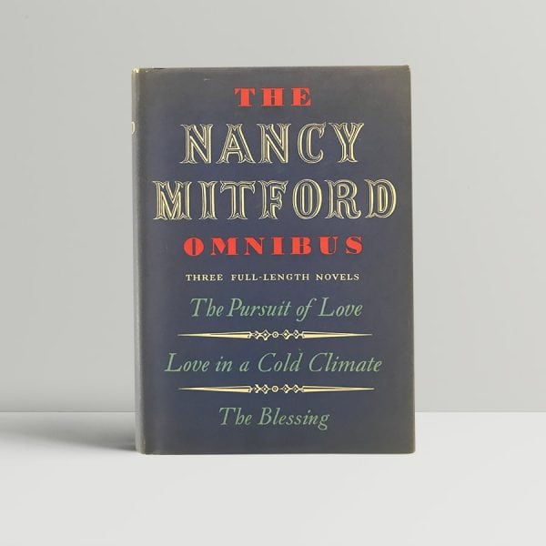 nancy mitford the nancy mitford omnibus first edition1