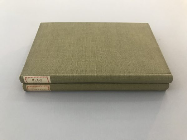 noel coward sirocco and home chat first editions6