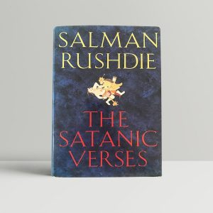 salman rushdie the satanic verses first edition1