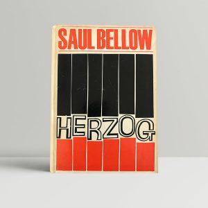 saul bellow herzog first edition1 1
