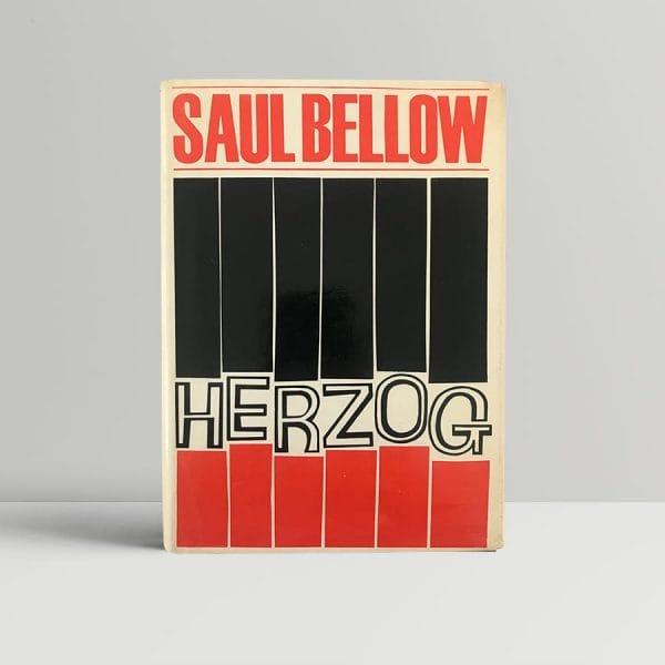 saul bellow herzog first edition1