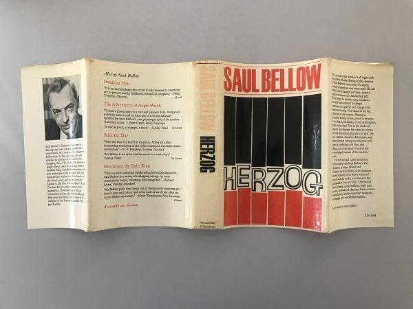 saul bellow herzog first edition4