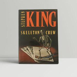 stephen king skelton crew first uk edition1