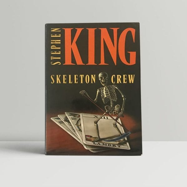 stephen king skelton crew first uk edition1