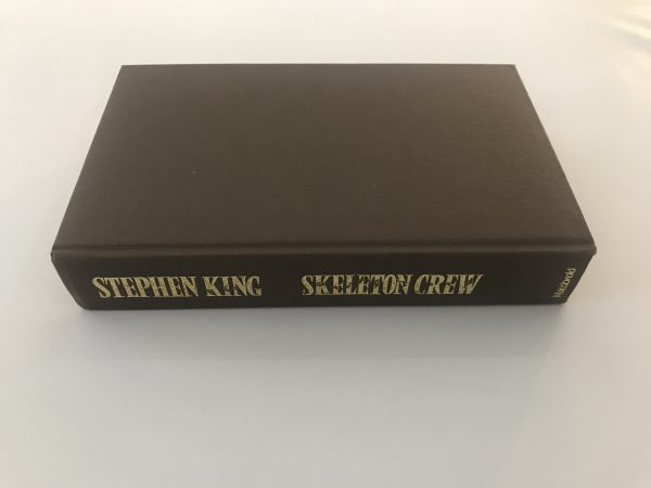 stephen king skelton crew first uk edition3