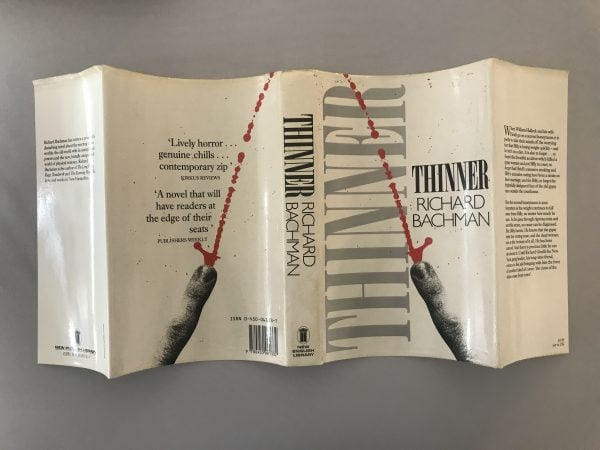 stephen king thinner first edition4
