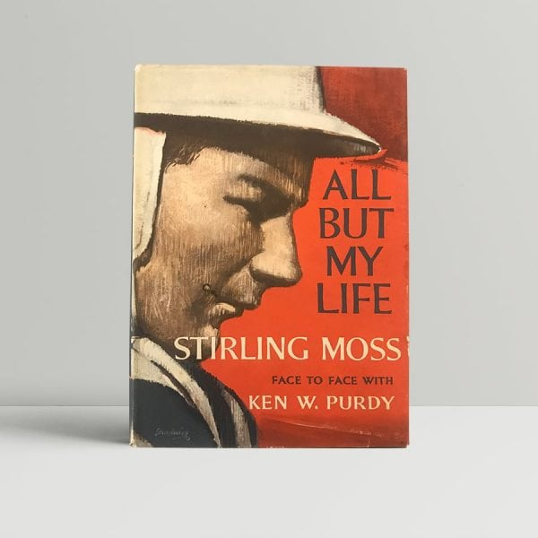 stirling moss all but my life first edition1