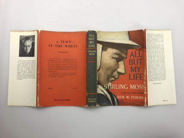 stirling moss all but my life first edition4 1