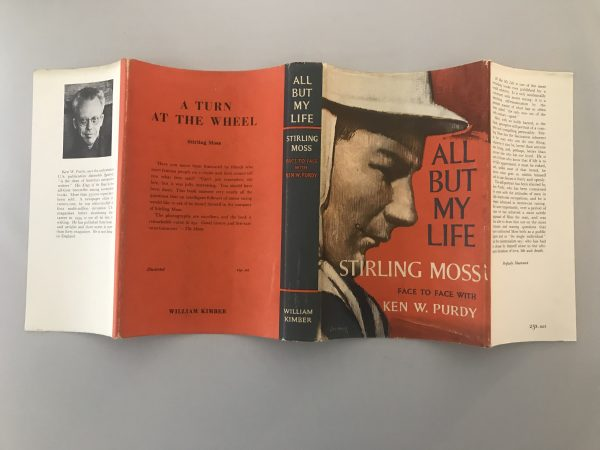 stirling moss all but my life first edition4