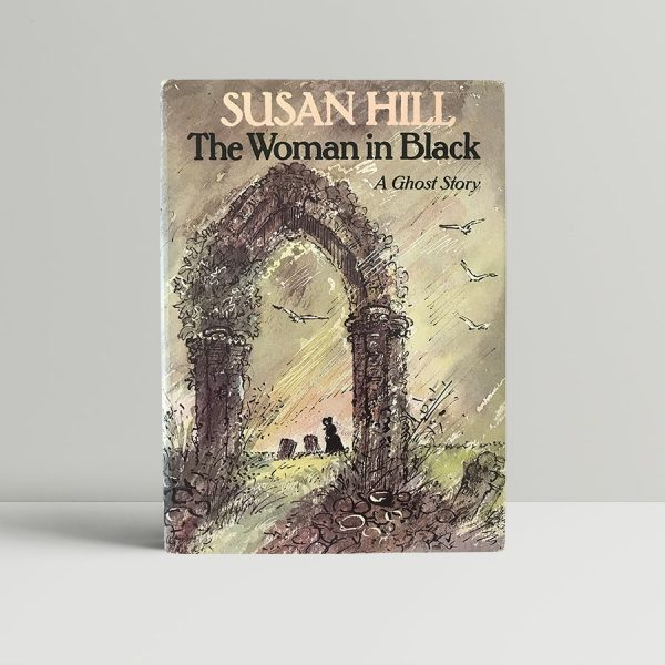 susan hill the woman in black signed first edition1
