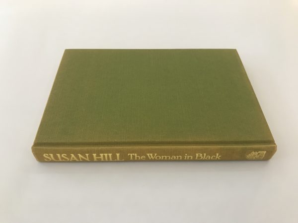 susan hill the woman in black signed first edition4